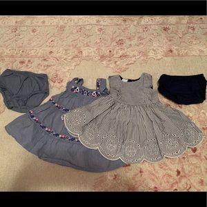 Newborn dresses